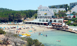Пляж Port de Portinatx, Ibiza